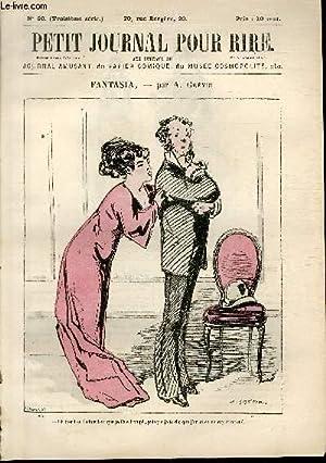 Petit journal pour rire N°60 de la 3è série, Fantasia par Grévin.: ...