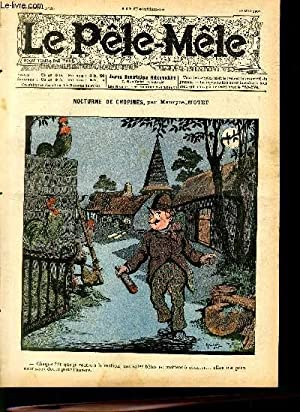 Le Pêle-Mêle, 13è année, N°20, Nocturne de chopines.: MOTET
