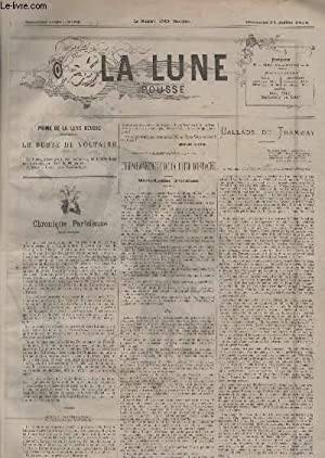 """La Lune Rousse N°085, La """"Farce"""" prime le droit;: GILL"""