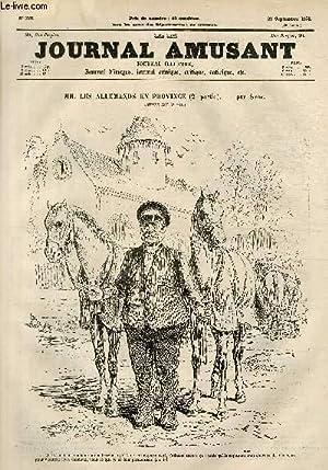 Le Journal amusant N°786, Messieurs les Allemands en province (2è série).: STOP