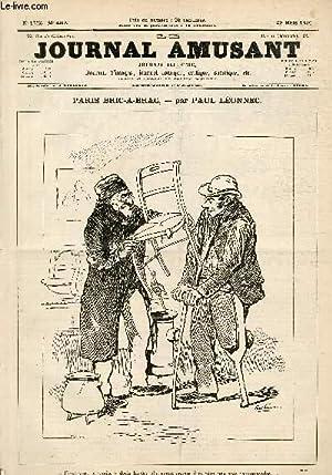 Le Journal amusant N°1752, Paris bric-à-brac.: LEONNEC Paul