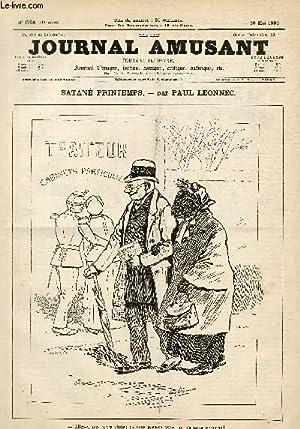 Le Journal amusant N°1758, Satané printemps.: LEONNEC Paul