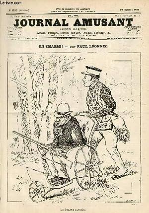 Le Journal amusant N°1782, En chasse!: LEONNEC Paul