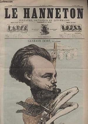 Le Hanneton N°07, Gustave Doré.: CATTELAIN