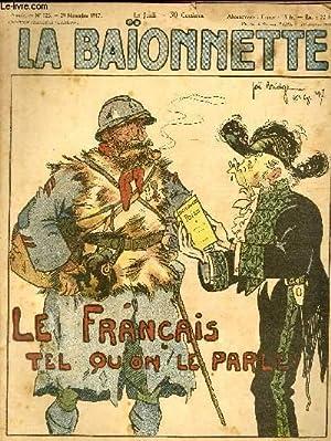 La Baïonnette, 2è série, N°126, Le français tel qu'on le parle.:...