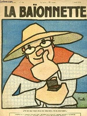 La Baïonnette, 2è série, N°196, J'ai du: ROFFE