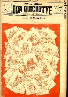 Le Don Quichotte N°7, P.P.C.: GILBERT-MARTIN