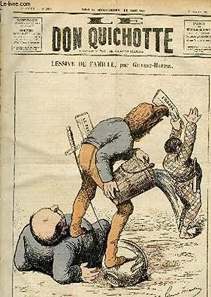Le Don Quichotte N°293, Lessive de famille;: GILBERT-MARTIN