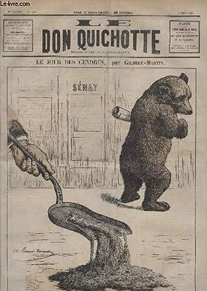 Le Don Quichotte N°350, Le jour des cendres.: GILBERT-MARTIN