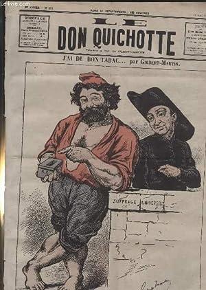Le Don Quichotte N°374, J'ai du bon: GILBERT-MARTIN