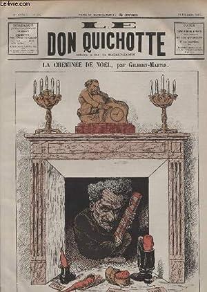 Le Don Quichotte N°392, La cheminée de Noël.: GILBERT-MARTIN