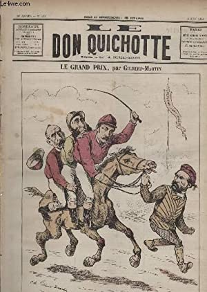 Le Don Quichotte N°468, Le Grand Prix.: GILBERT-MARTIN