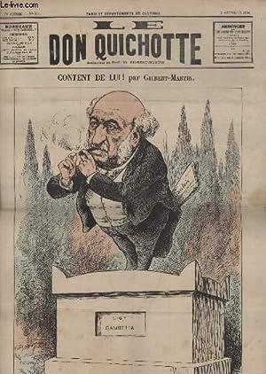 Le Don Quichotte N°641, Content de lui!: GILBERT-MARTIN
