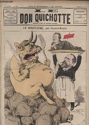 Le Don Quichotte N°836, Le minotaure.: GILBERT-MARTIN