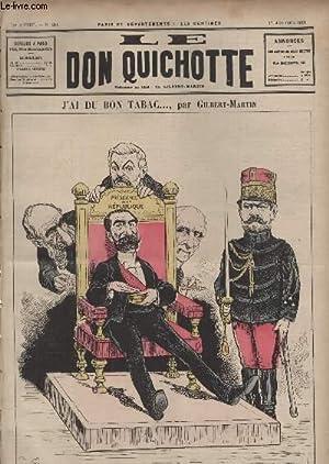 Le Don Quichotte N°864, J'ai du bon: GILBERT-MARTIN