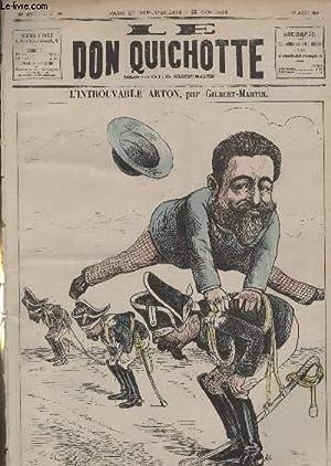 Le Don Quichotte N°996, L'introuvable Arton.: GILBERT-MARTIN