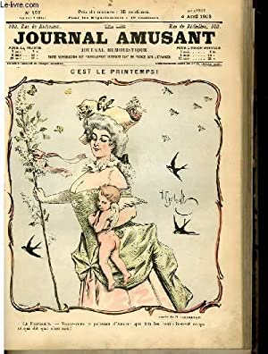Le journal amusant - nouvelle série N°197 - C'est le printemps!: GERBAULT