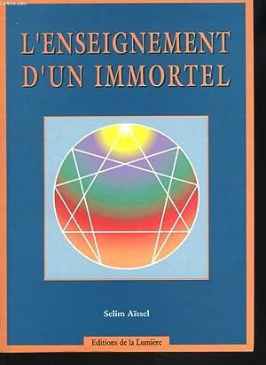 L'ENSEIGNEMENT D'UN IMMORTEL: SELIM AÏSSEL