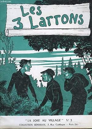 """LA """"JOIE AU VILLAGE"""" N°3. LES 3 LARRONS.: COLLECTIF"""