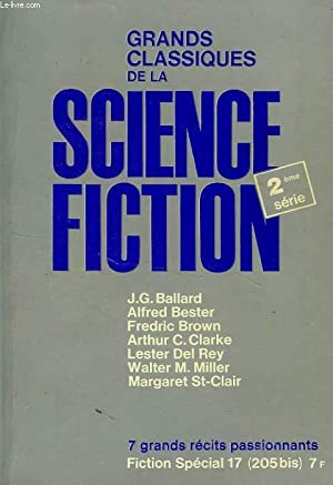 GRANDS CLASSIQUES DE LA SCIENCE-FICTION, 2e SERIE: COLLECTIF