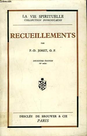 RECUEILLEMENTS: F.-D. JORET, O.P.