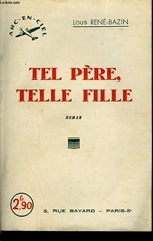 TEL PERE, TELLE FILLE.: LOUIS RENE-BAZIN