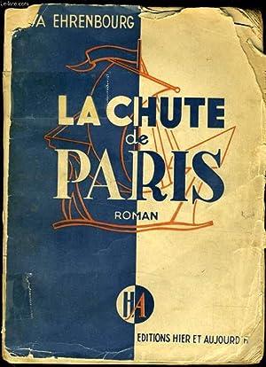 LA CHUTE DE PARIS: ILYA EHRENBOURG