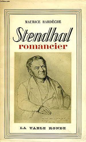 STENDHAL ROMANCIER: BARDECHE Maurice