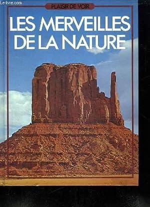 LES MERVEILLES DE LA NATURE.: HARVEY TONY.