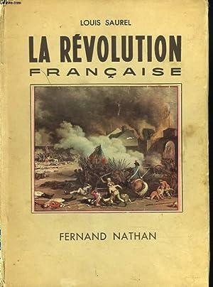 LA REVOLUTION FRANCAISE: LOUIS SAUREL