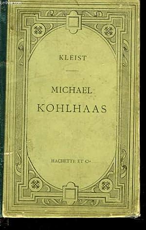 MICHAEL KOHLHAAS: KLEIST