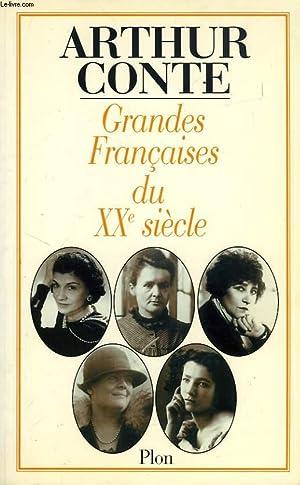 GRANDES FRANCAISES DU XXe SIECLE: CONTE ARTHUR