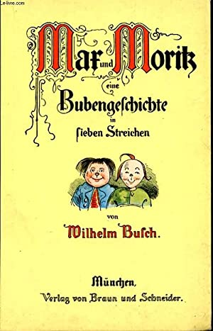 MAR UND MORIK EINE BUDENGELCHICHTE IN FIEBEN: WILHELM BULCH