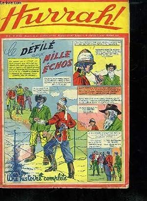 HURRAH ! N°51. 20 EM ANNEE. LE DEFILE AUX MILLE ECHOS.: COUTELIER CHARLES JACQUES DIRECTEUR .