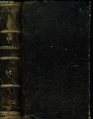 LE SOUTERRAIN OU MATILDE. 2 TOMES EN UN VOLUME (SUR 4, MANQUE 2 TOMES).: MISS SOPHIE LEE