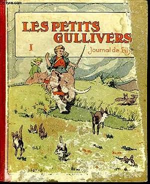 LES PETITS GULLIVERS. JOURNAL DE LILY.: COLLECTIF.