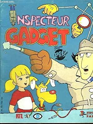 INPECTEUR GADGET. FIGURINE PANINI. INCOMPLET: COLLECTIF.