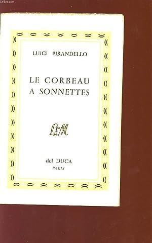 LE CORBEAU A SONNETTES - Nouvelles pour une année - TOME V.: PIRANDELLO