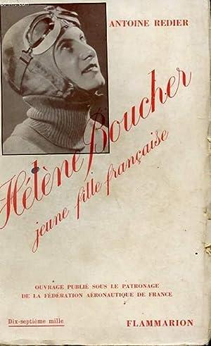 HELENE BOUCHER JEUNE FILLE FRANCAISE: REDIER ANTOINE