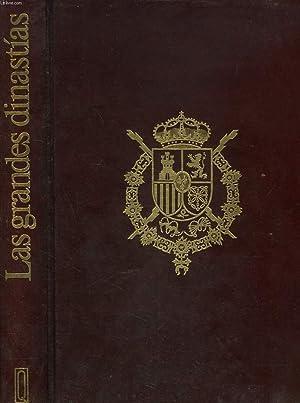 LAS GRANDES DINASTIAS. Capetos. Suabia. Plantagenet. Habsburgo. Valois. Estuardo. Tudor. Borbones ...