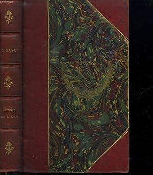 PRECIS D HISTOIRE DE L ART. NOUVELLE EDITION ENTIEREMENT REFONDUE.: BAYET C.