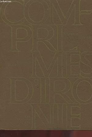 COMPRIMES D'IRONIE. TOME 2.: DANIEL-BRUNET ALFRED