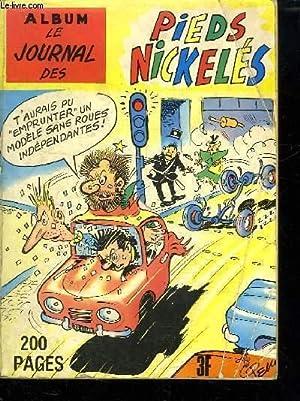 ALBUM LE JOURNAL DES PIEDS NICKELES N°: COLLECTIF.
