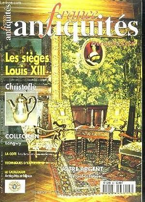 FRANCE ANTIQUITES N° 103. OCTOBRE 1998. SOMMAIRE: COLLECTIF.