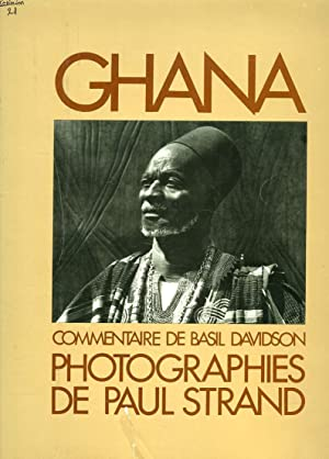 GHANA: PAUL STRAND (PHOTOS),
