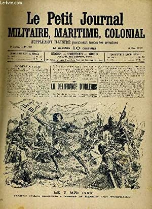La délivrance d'Orléans illustré d'une gravure (jeanne d'Arc emporte d'ssaut la ...