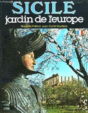 SICILE JARDIN DE L EUROPE.: COLLECTIF.