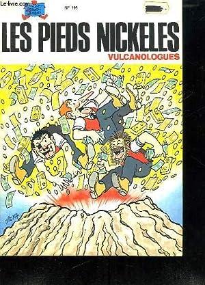 LES PIEDS NICKELES VULCANOLOGUES ALBUM N° 116.: MANGUIN.