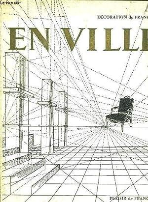 DECORATION DE FRANCE EN VILLE.: COLLECTIF.