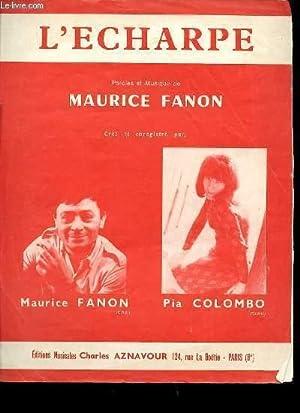 L'ECHARPE.: MAURICE FANON